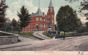 PUTNAM , Connecticut , 1906 ; High School