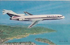 Delta Airlines Boeing 727-232