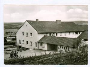 RP, Hoffmann-Von-Fallersleben-Jugendherberge, Hoxter a.d. Oberweser, Germany,...