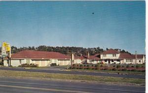 Newport Manor Motor Hotel,Newport,Oregon,40-60s