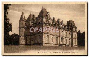 Postcard Old Castle Plesse L Epinay