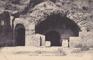 La Fontaine Aux Mille Amphores, Carthage, Tunisia, Africa, 1900-1910s
