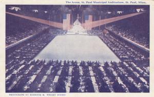 ST PAUL , Minnesota, 1965; Arena, St. Paul Municpal Auditorium, POP Concerts