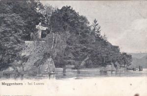 SWITZERLAND, 1900-1910's; Meggenhorn, Bei Luzern