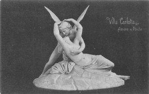 Villa Carlotta Amore e Psiche Statue, Sculpture Unused