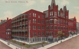 Pennsylvania Pittsburgh Mercy Hospital