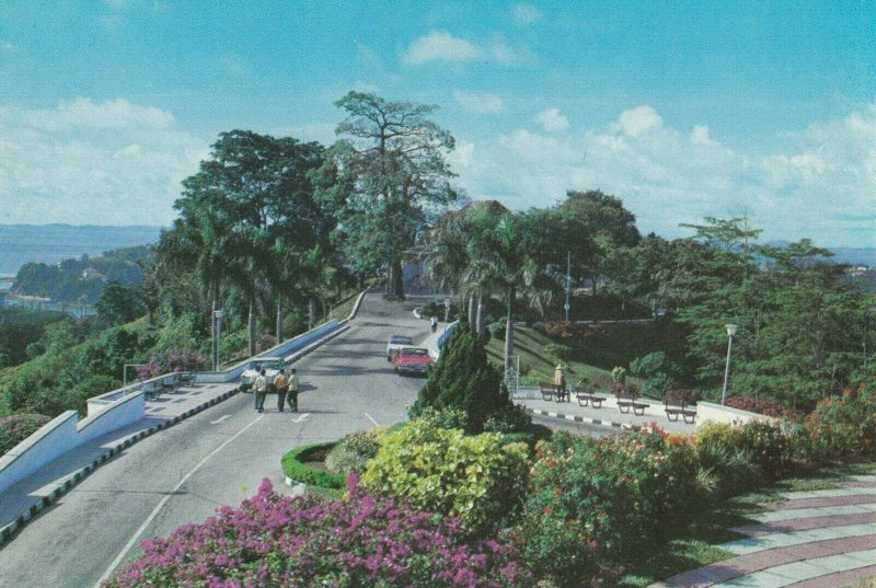 SINGAPORE , 1950-70s ; Mount Faber