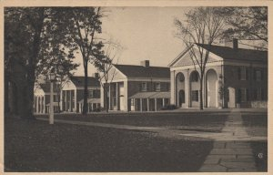 NEW HAVEN , CT , 1930s ; YALE ; Sterling Divinity Quad Dorms