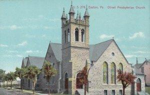 EASTON, Pennsylvania, 1900-1910s; Olivet Presbyterian Church
