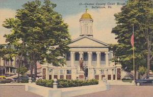 Centre County Court House, Bellefonte, Pennsylvania, 1930-1940s