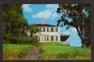 ME Marie Antoinette House NORTH EDGECOMB MAINE Postcard