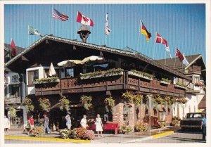 The Bavarian Village Leavenworth Washington