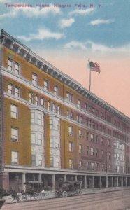 NIAGARA FALLS, New York, 1900-10s; Temperance House