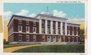 US Post Office, Fort Smith, Arkansas 1930-40s