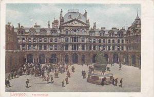 The Exchange, Liverpool (Lancashire), England, UK, 1910-1920s