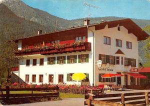 Forchach Lechtal Tirol Gasthof Pension Enzian Hotel Terrace