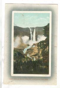Twin Falls, Yoho Valley, Canadian Rockies, Canada, 00-10s