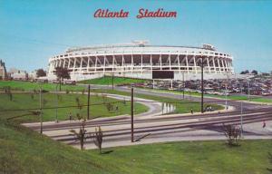 Stadium  ,Atlanta , Georgia , 50-60s