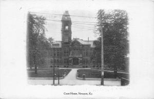 Newport Kentucky~Campbell County Court House~1907 Commercial Tribune Souvenir PC
