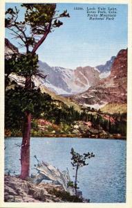 CO - Estes Park, Rocky Mountains National Park. Loch Vale Lake
