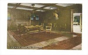 U.S.M.A.A. Lounging Room,Beverly,Massachusetts,1916