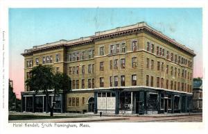 18422  MA  South Framingham  Hotel kendall