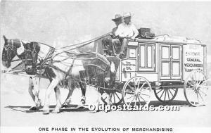 1870 Peddler's Wagon, Pioneer Vilage Minden, Nebraska, NE, USA Unused