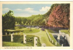 Le Parc des Chutes , Riviere du Loup , Quebec , Canada , 30-40s