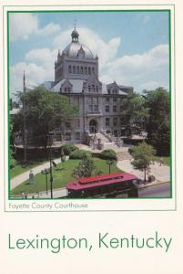 Kentucky Lexington Fayette County Court House