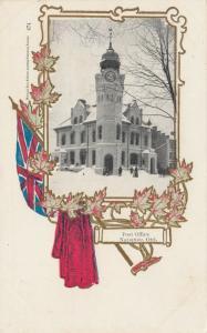 NAPANEE , ONTARIO, Canada, 1901-07 ; Post Office