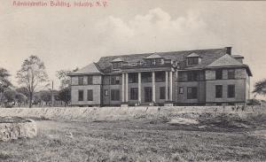 INDUSTRY , New York , 1900-10s ; Admin. Building