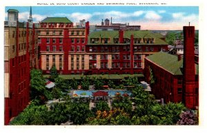 Georgia Savannah  Hotel De Soto