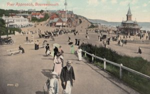 Bournemouth , England , 1900-10s ; Pier Approach
