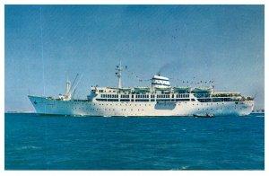 Steamer ZIM Isreal Navigation Company