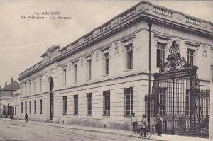 La Prefecture, Les Bureaux, Amiens (Somme), France, 1900-1910s