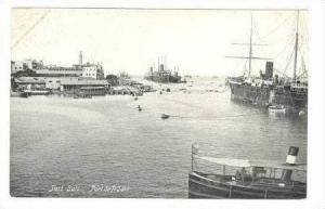 Ships in Port, Port-Said, Egypt, 00-10s