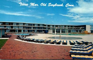 Connecticut Old Saybrook Terra Mar Hotel and Yacht Basin