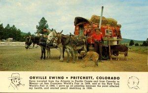 CO - Pritchett. Orville Ewing