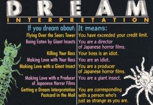Dream Interpretation, 60-90s