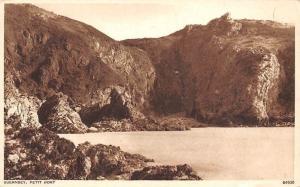 Guernsey Petit Port Landscape