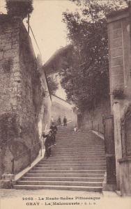 France Gray La Malcouveste