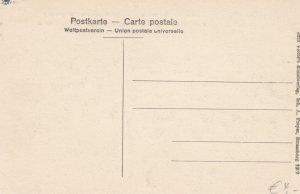 Gruss aus STRASSBURG , France [When Germany] , 1900-10s ; Hopital civil et Po...