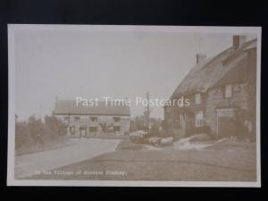 Northamptonshire: Moreton Pinkney (Scene 6) Reproduction Postcard