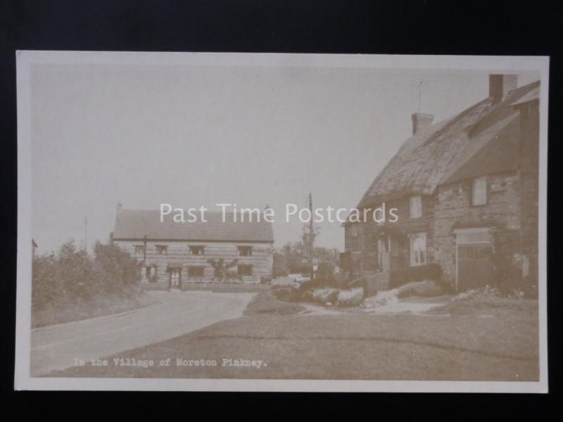 Northamptonshire: Moreton Pinkney (Scene 6) Reproduction Postcard