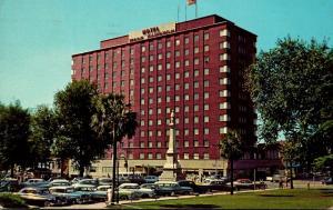 South Carolina Columbia Hotel Wade Hampton 1964