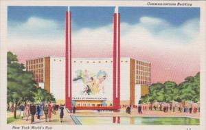 New York World's Fair 1939 Communications Building