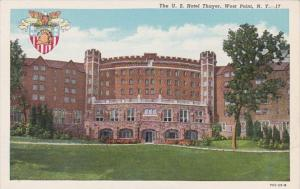 New York West Point The U S Hotel Thayer