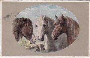 Three Horses , 1907