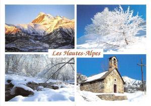 B51263 Paysages des Hautes Alpes multi vues  france