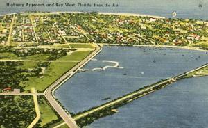 FL - Key West, Aerial View
